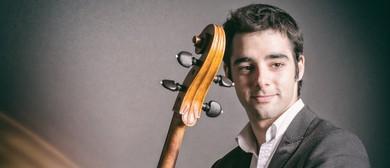 Pablo Ferrandez Plays Dvorak's Cello Concerto