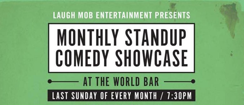 Laugh Mob Comedy Showcase