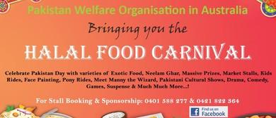 Halal Food Carnival – A Multicultural Event
