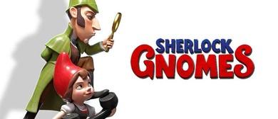 Cinebuzz Crew Advance Screening – Sherlock Gnomes