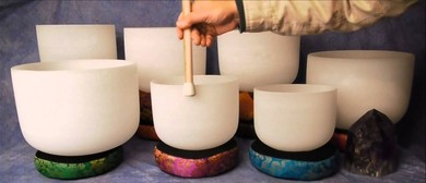 Learn to Play Crystal Singing Bowls and Sound Journey