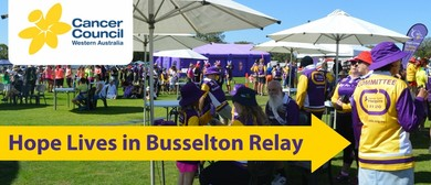 Relay For Life Busselton
