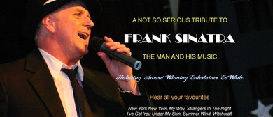 Let Me Be Frank – A Sinatra Tribute Show
