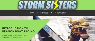 Storm Sisters 3-Week Introduction to Dragon Boat Racing