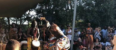 West African Drum & Dance Party