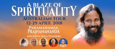 A Blaze of Spirituality: Public Talk