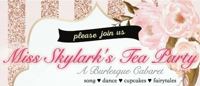 Miss Skylark's Tea Party