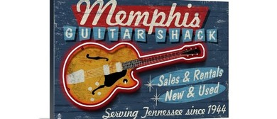 Sniffin' Around the Memphis Guitar Shack