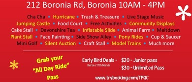 Boronia & The Basin Community Fete