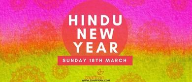Hindu New Year Festivies