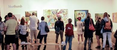 Bluethumb Art Prize 18 Exhibition