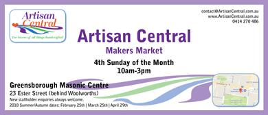 Artisan Central Makers Market