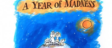 A Year of Madness – The Tandberg Exhibition