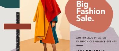 Big Fashion Sale