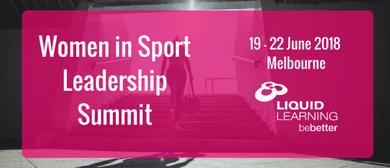 Women In Sport Leadership Summit