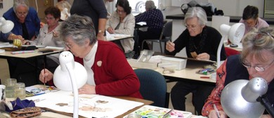 Winter Weekend Beginners Workshop In Botanic Art