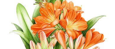Spring Beginners Workshop in Botanic Art