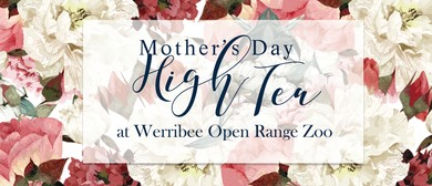 Mother's Day High Tea Lunch