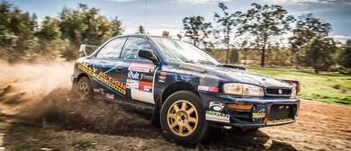MRF Tyres Safari Rally