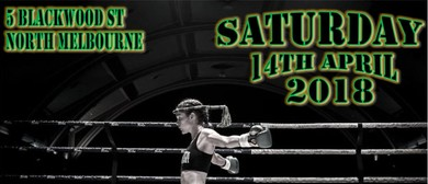 NAKSOO – Female Fight Tour Melbourne 3.0