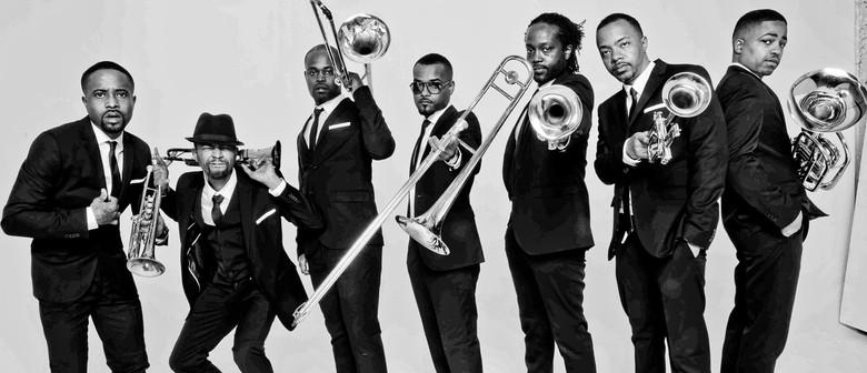 Hypnotic Brass Ensemble (USA)