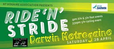 Ride N Stride Metrogaine