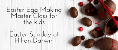 Easter Egg Cooking Master Class