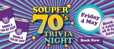 Souper 70's Trivia Night