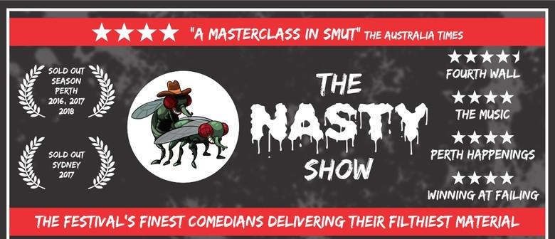 The Nasty Show – Perth Comedy Festival