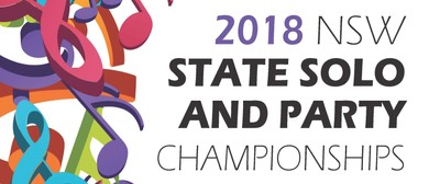 2018 NSW State Band Solos and Party Championships
