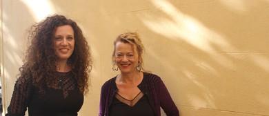 Handwork: The Goldbergs: Lisa Moore & Sonya Lifschitz Pianos