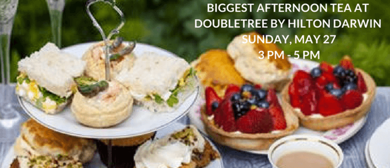 Biggest Afternoon Tea Fundraiser