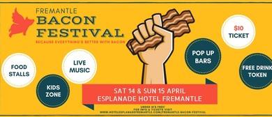 Fremantle Bacon Festival 2018