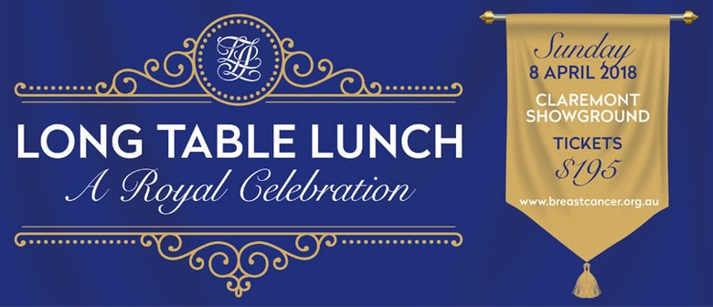 Long Table Lunch – A Royal Celebration