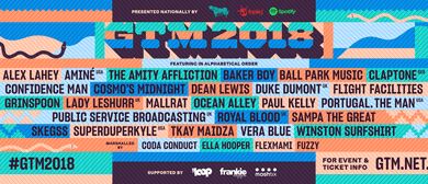 Groovin The Moo 2018