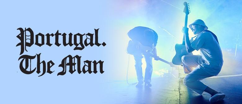 Portugal. The Man Headline Show