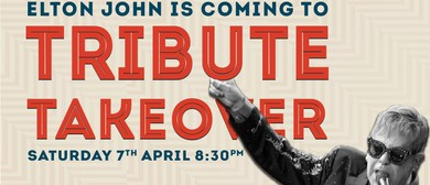 Elton John Tribute Takeover