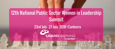 12th National Public Sector Women in Leadership Summit