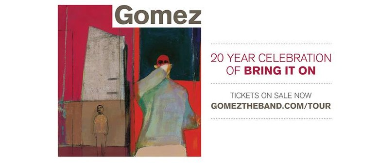 Gomez – Bring It On 20th Anniversary
