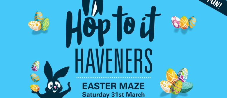 Giant Easter Maze and Hunt