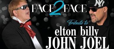 Face 2 Face: Tribute to Elton John & Billy Joel