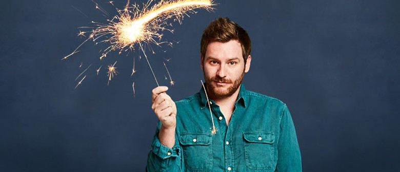 Cameron James – Chilled Out/Fired Up – MICF