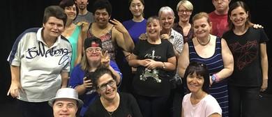 Indelabilityarts – Actors' Gym – Workshop Series 1 – Term 3