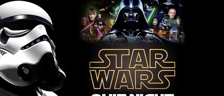Star Wars Quiz Night with Buffet Dinner