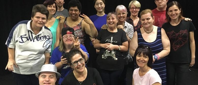 Indelabilityarts – Actors' Gym – Workshop Series 1 – Term 4
