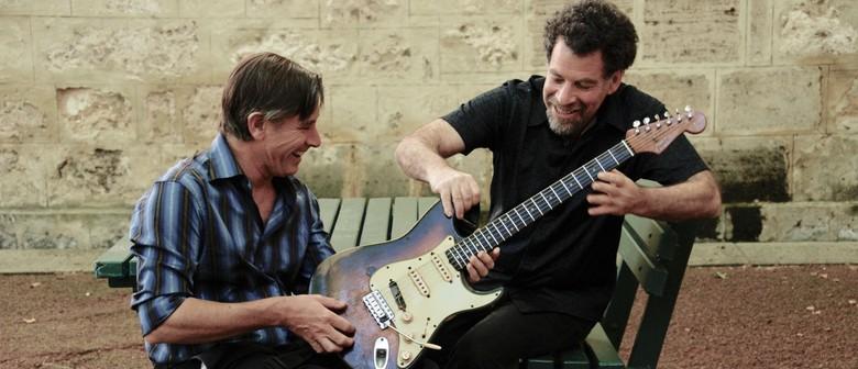 Dave Brewer and Lucky Oceans Quartet