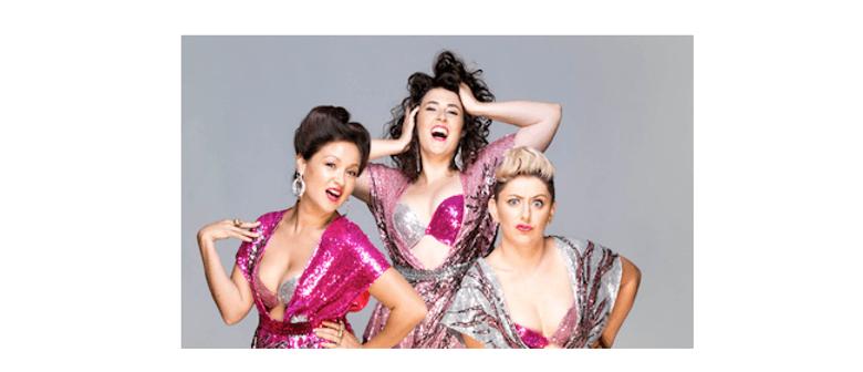 Fringe Wives Club – Glittery Clittery – MICF