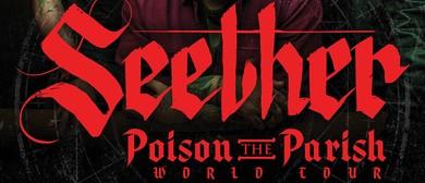Seether – Poison The Parish World Tour