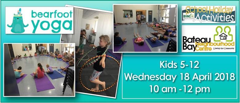 Bearfoot Yoga & Craft 2-Hour Workshop