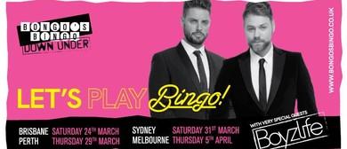 Bongo's Bingo With Boyzlife